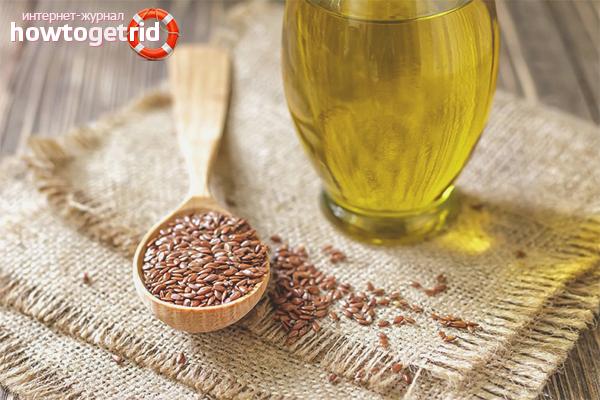 Com prendre oli de lli per perdre pes