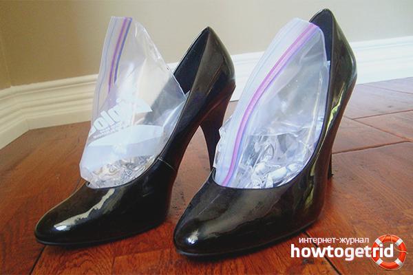 Jak nosić nowe buty