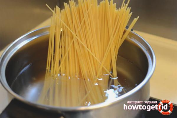 Muss ich Spaghetti brechen?