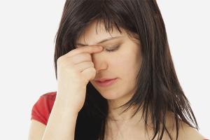Com tractar la sinusitis durant l'embaràs
