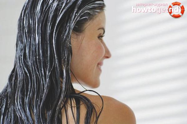 Fuktgivande hårmasker