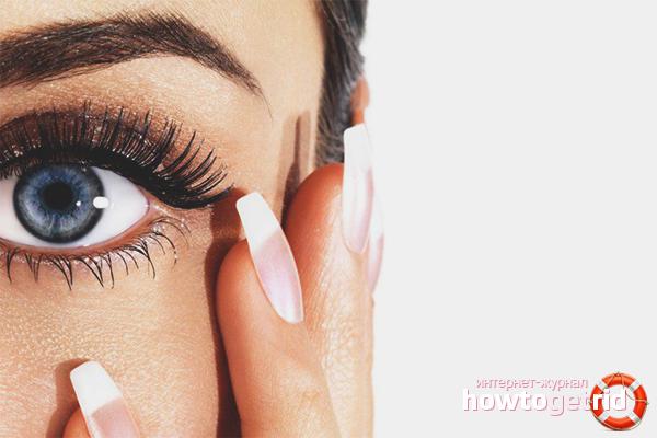 Was ist der Unterschied zwischen dem Laminieren von Wimpern durch Biowellen?