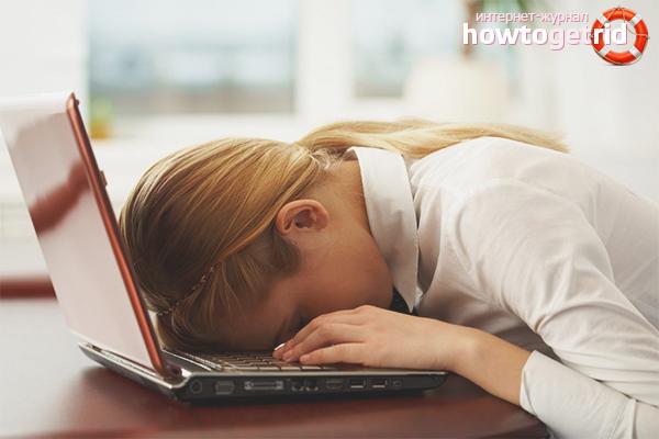 Yorgunlukla nasıl başa çıkılır?
