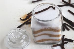 Com fer sucre vainillat