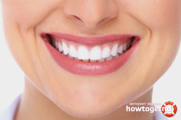 Jak wybielić zęby w domu