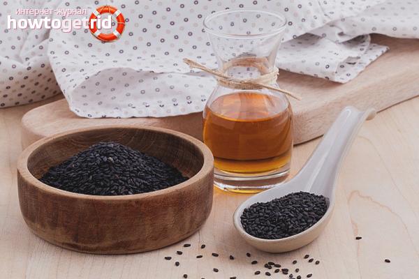 Hur man använder svart kumminolja för hår
