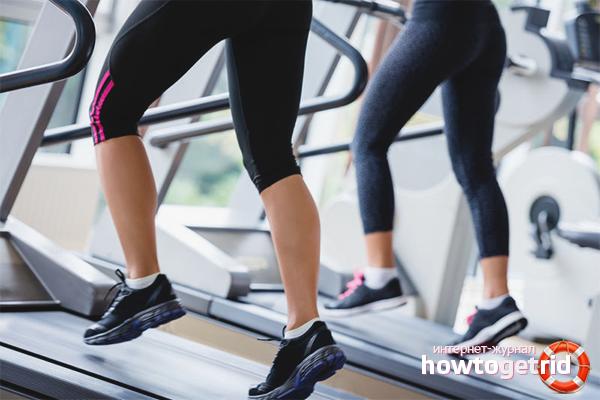 Kā skriet uz skrejceļš svara zaudēšanai