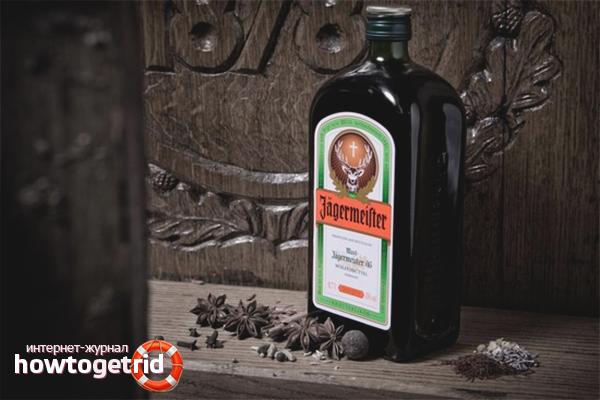 Cocktail dựa trên Jägermeister