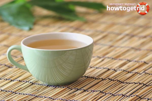 Característiques de la preparació de te blanc