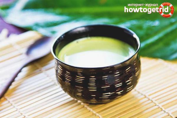 Lợi ích của trà xanh với sữa
