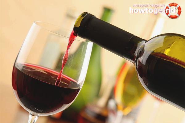 Temperatura de servei del vi