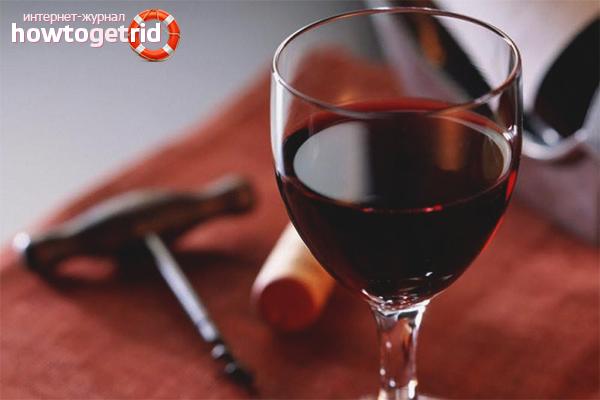 Selecció de gots per servir vi