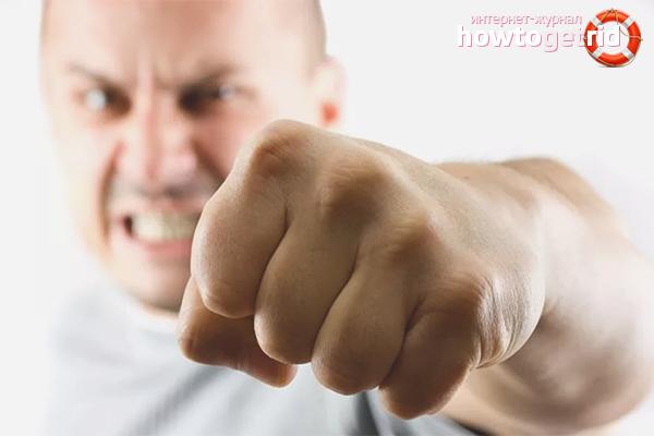 Kā pārstāt baidīties no cīņas