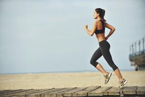 Jak biegać, aby schudnąć w żołądku