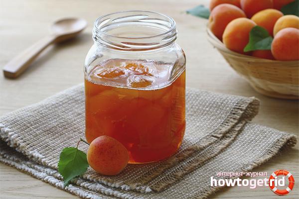 Comment faire de la confiture d'abricot
