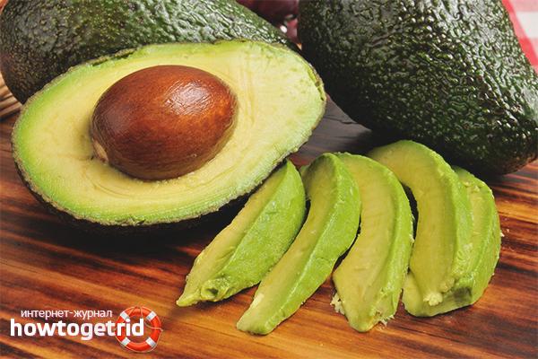 Wie man Avocados aufbewahrt