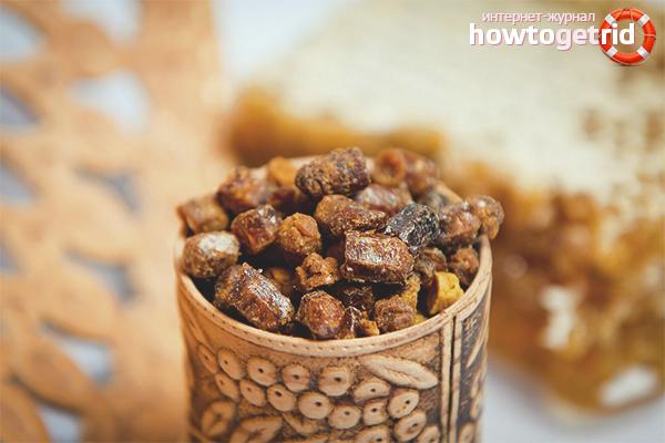 Kā ņemt bišu maizi