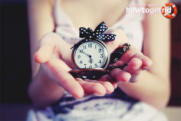 Pourquoi ne pas donner de montre pour un anniversaire