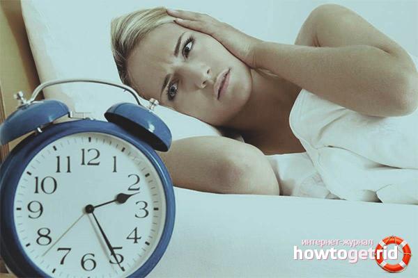 Phục hồi giấc ngủ sau khi uống nhiều rượu