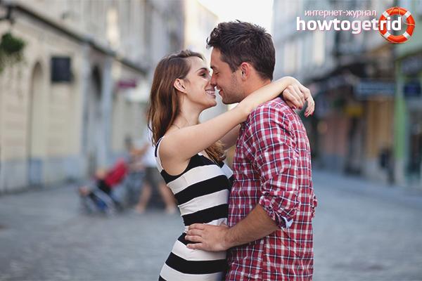Como entender que um cara quer beijar você