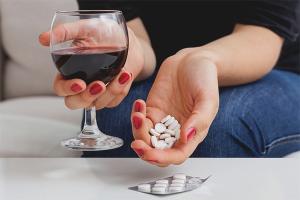 Kann ich nach Antibiotika Alkohol trinken?