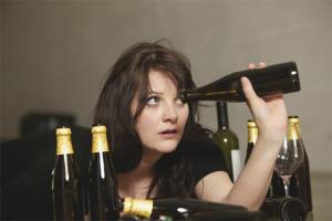 Bieralkoholismus bei Frauen