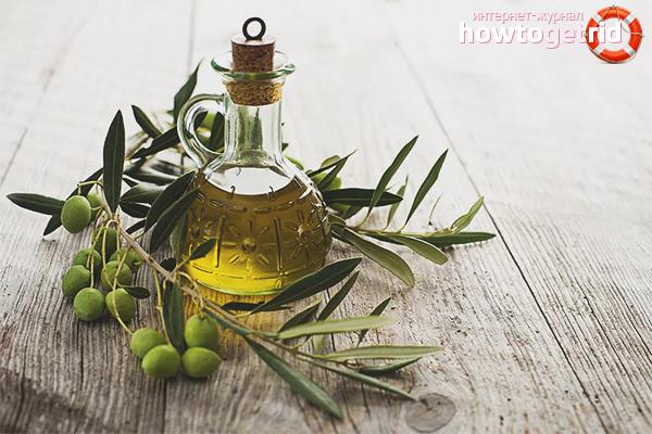 Formes d'utilitzar oli d'oliva