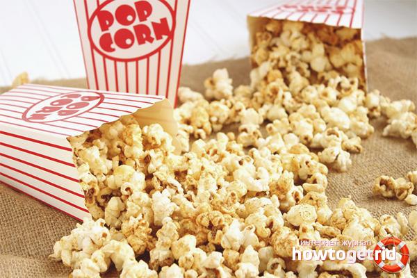 Schaden Popcorn