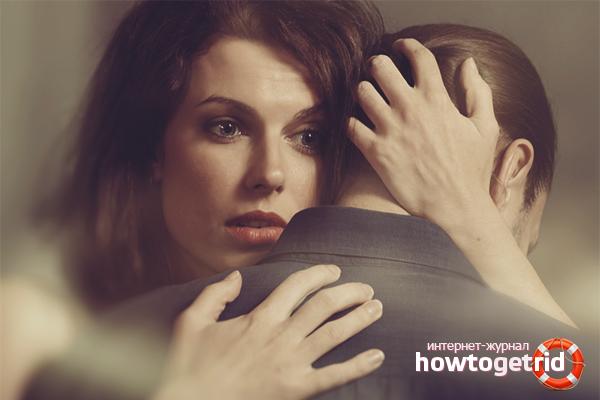 Wie Sie Ihren Mann aus einer Depression herausholen können