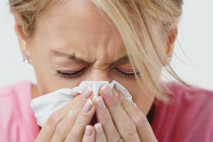 Народни средства за лечение на хрема и запушване на носа