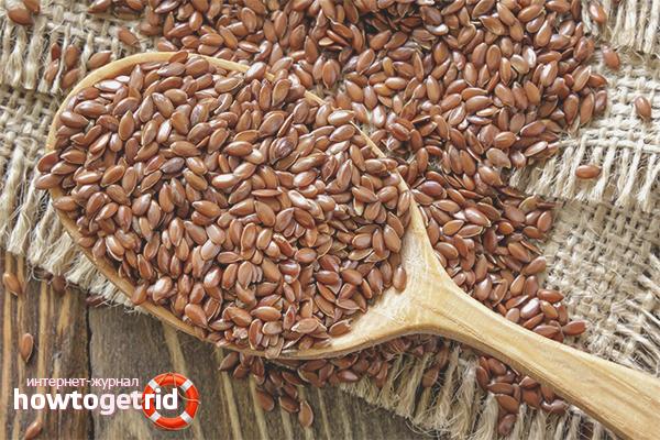 Os benefícios e malefícios das sementes de linho