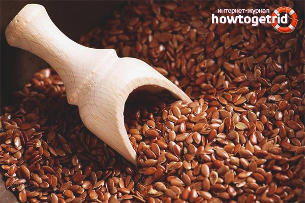 Os benefícios das sementes de linho para o sistema nervoso central
