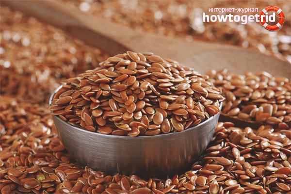 Os benefícios das sementes de linho para a imunidade