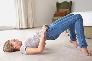 Was tun, um die Jeans auf die richtige Größe zu bringen?