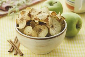 Hur man gör apple chips