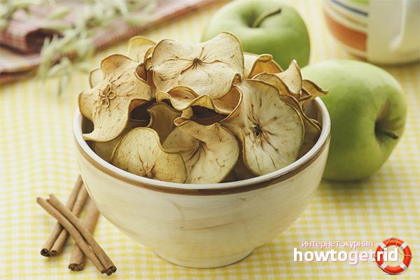 Elma çipleri nasıl yapılır