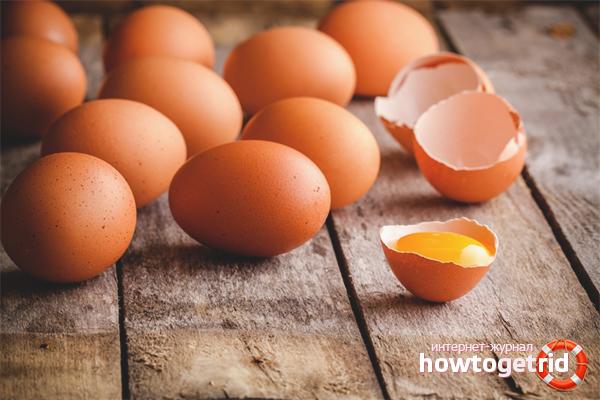 Die positive Wirkung von Eiern auf den Körper