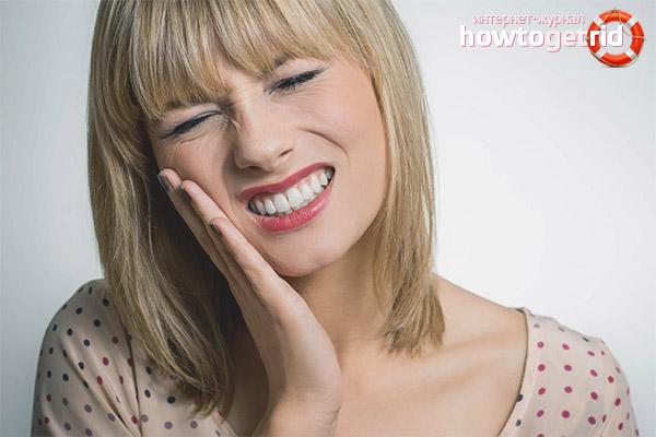 So reduzieren Sie die Zahnempfindlichkeit