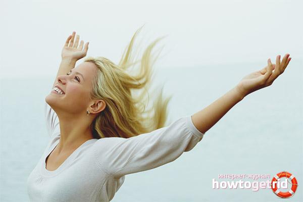 Làm thế nào để trở thành một người phụ nữ hạnh phúc