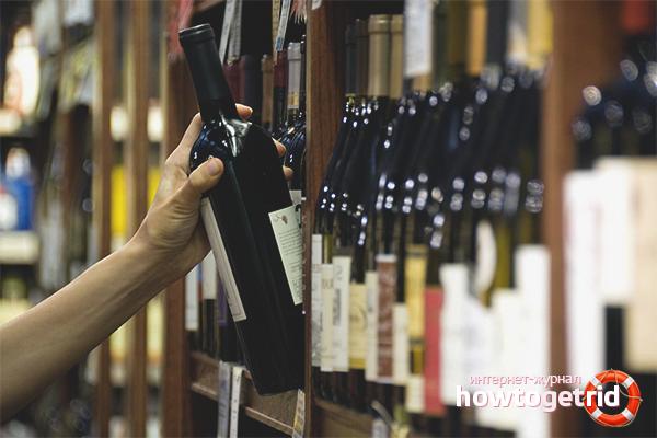 Com triar un bon vi a la botiga