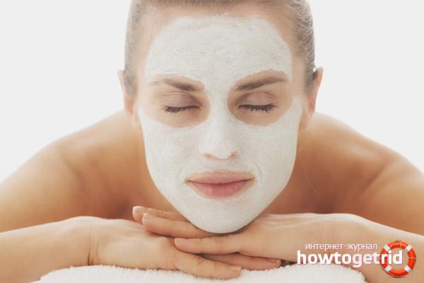 Maski do głębokiego oczyszczenia twarzy