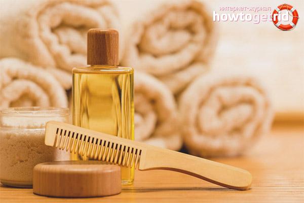 Feuchtigkeitsöle für das Haar