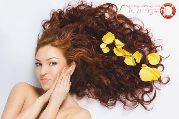 Volksheilmittel gegen fettiges Haar