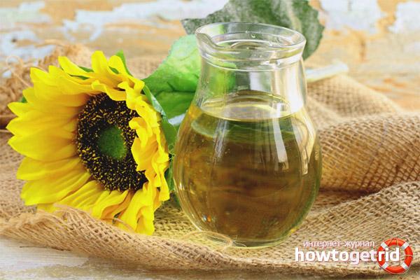 Sonnenblumenöl für Herz und Blutgefäße
