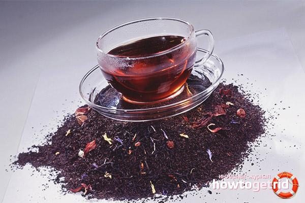 Contraindicacions del te d'hibisc