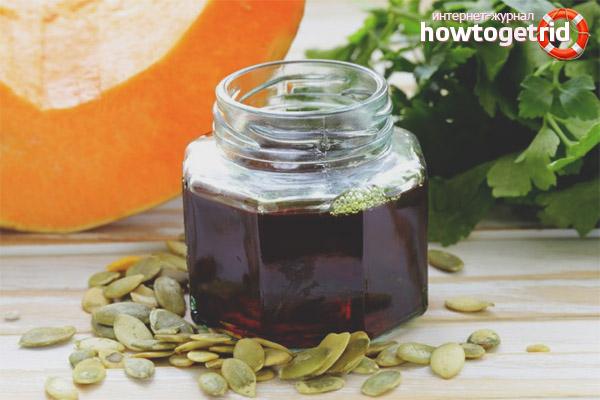 Kürbiskernöl für schwangere und stillende Frauen