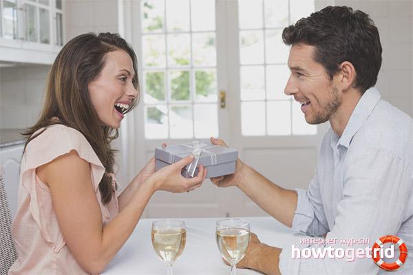 Какво да подарим на жена за рожден ден