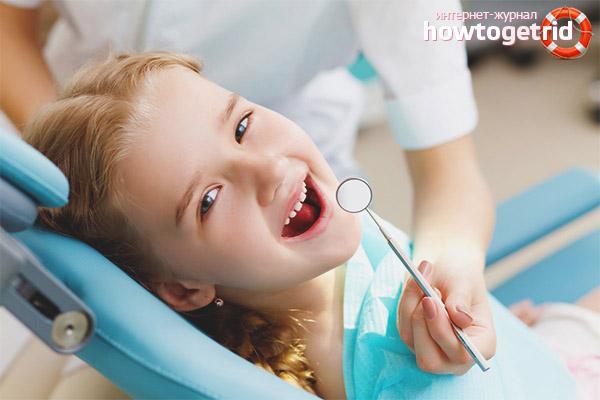 Zobu aplikuma diagnostika