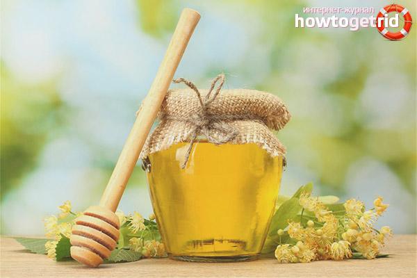 L'ús de la mel de til·la en la medicina alternativa
