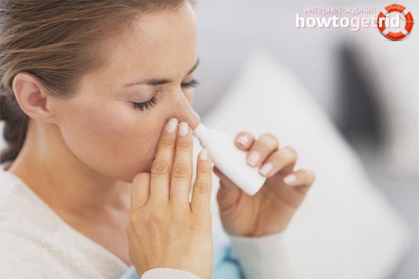 Wie man verstopfte Nase behandelt